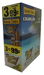 Good Times Cigarillos Tropical Blend 15/3 Pre-Priced
