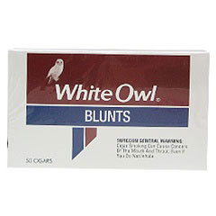 White Owl Blunts Cigars Regular