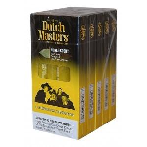Dutch Masters Honey Sport Cigars Pack 5 4