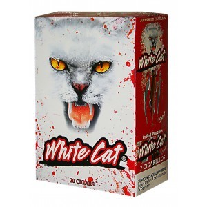 White Cat Cigarillos Sweet 2PK
