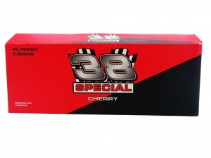 38 Special Cherry Filtered Cigars