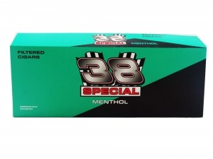 38 Special Menthol Filtered Cigars