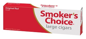 Smokers Choice Filtered Cigars Red