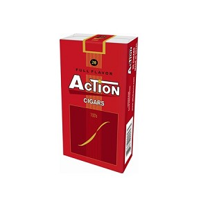 Action Filtered Cigars Full Flavor