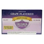 Swisher Sweets Blunt Cigars Grape Box